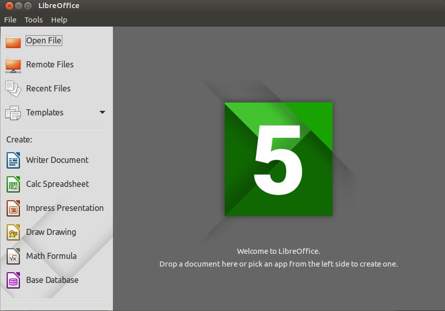 app Libreoffice